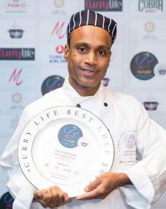 award winning Indian restaurant